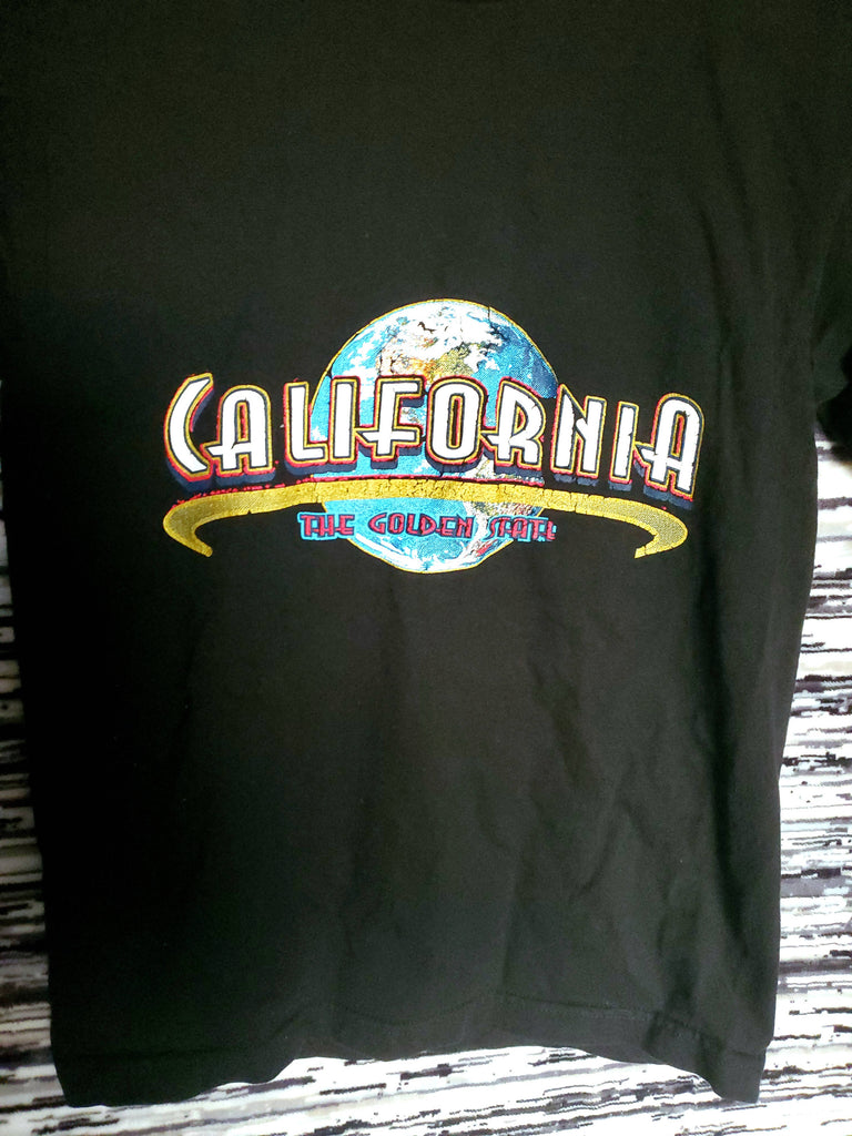 "CALIFORNIA ""the Golden state "" Graphic tee 