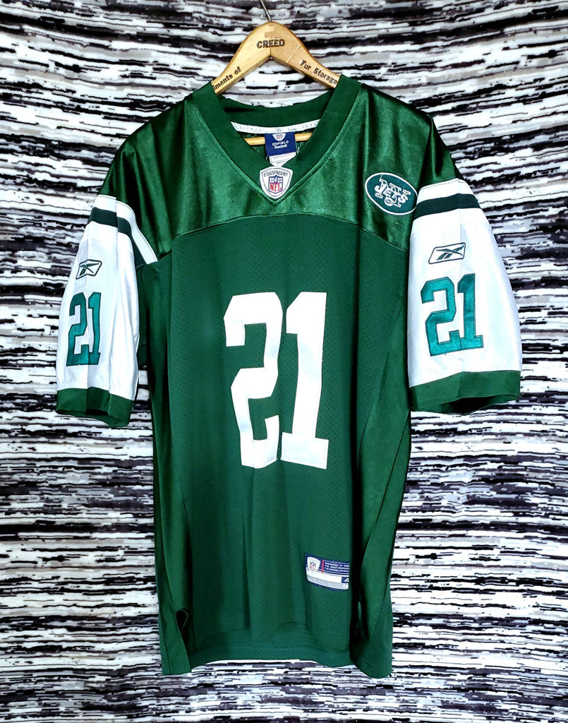 LaDainian Tomlinson  New York Jets-stichted (original tags still on) Size - X-Large/48