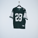 Vintage Logo 7 New York Jets Curtis Martin Jersey. Large