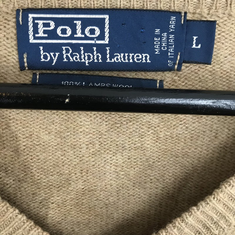 Norm Polo Ralph Lauren Wool Sweater. Large