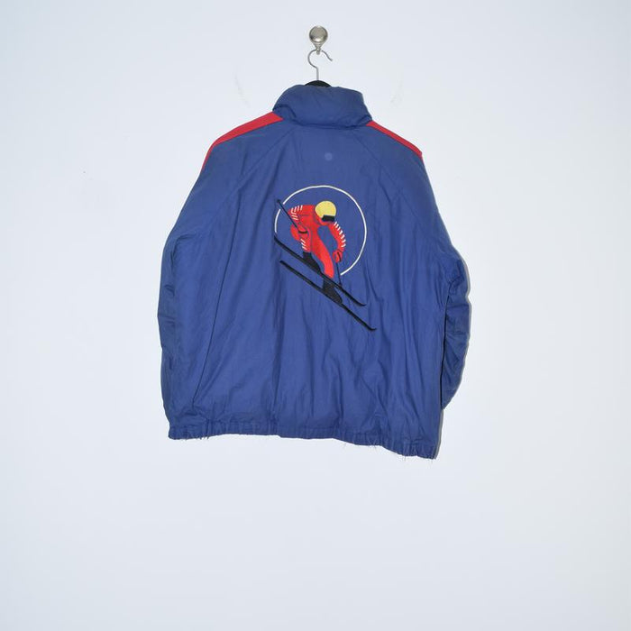Vintage Ralph Lauren Polo USA Cookie Suicide Ski Jacket. Youth Large/Small