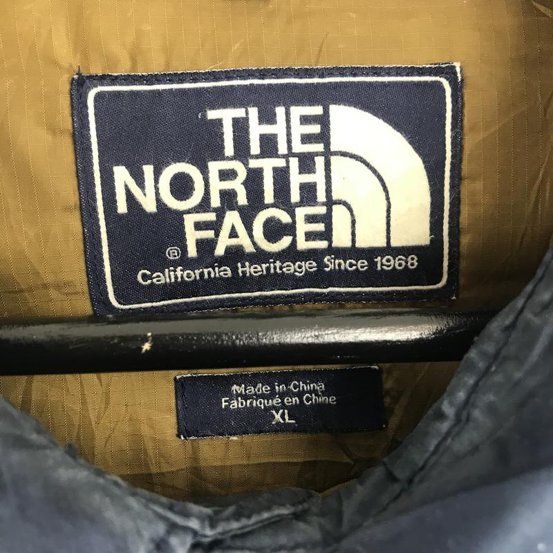 Vintage The North Face California Heritage Goose Down Jacket. X-Large