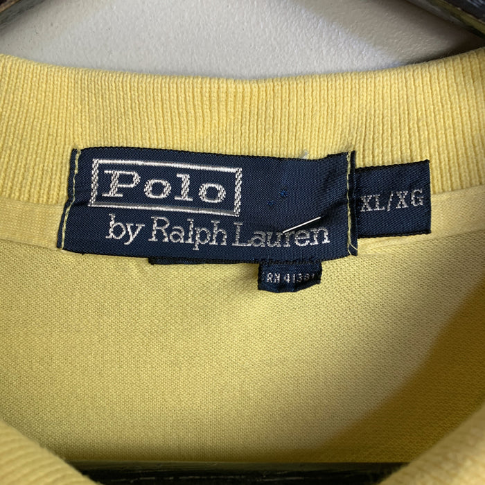 Classic Polo Ralph Lauren Shirt. X-Large