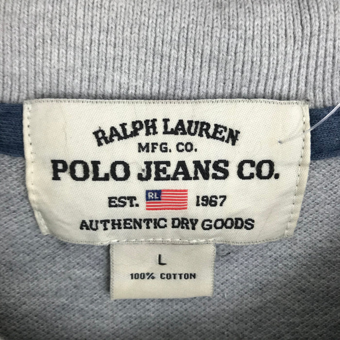 Norm Ralph Lauren Polo Jeans Shirt. Large