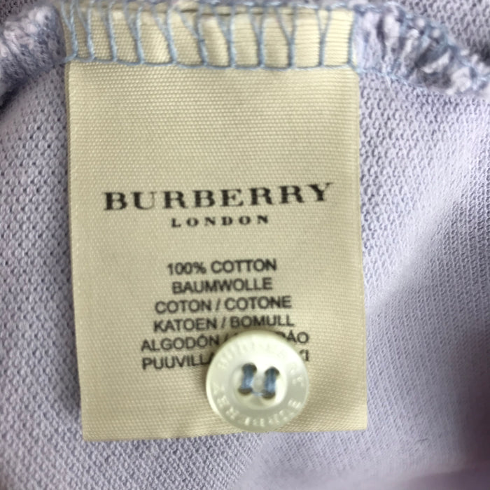 Classic Burberry London Polo Shirt. X-Large