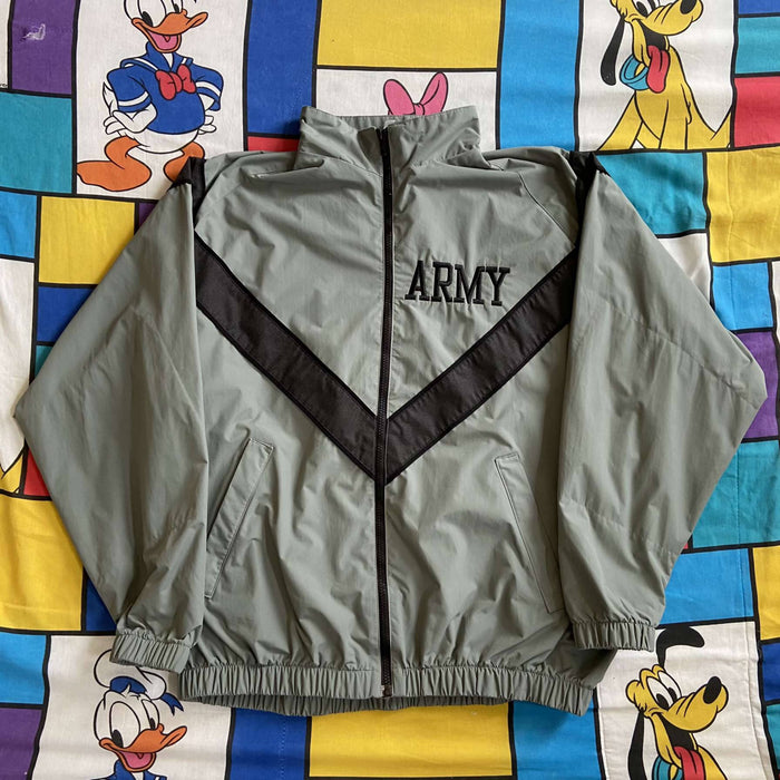 Vintage 80's 3M Army Jacket. X-Large