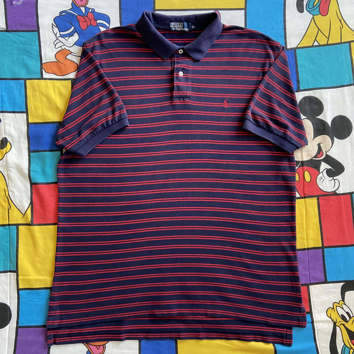 Vintage Ralph Lauren Polo Shirt. X-Large