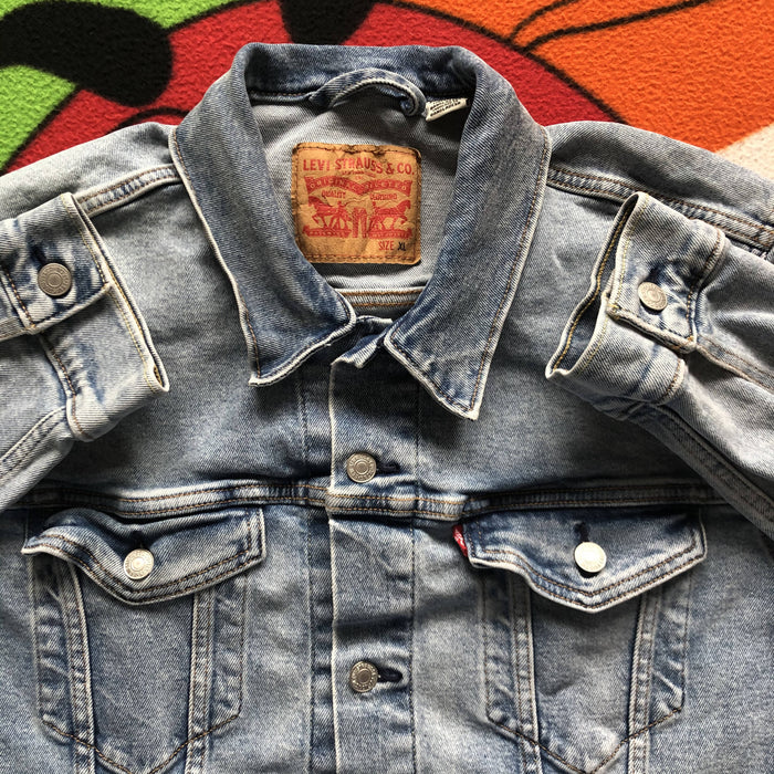 Vintage Levi's Denim Jacket. X-Large