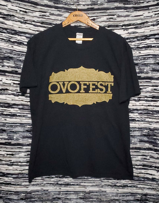 OVO Fest Graphic  tee size X-Large