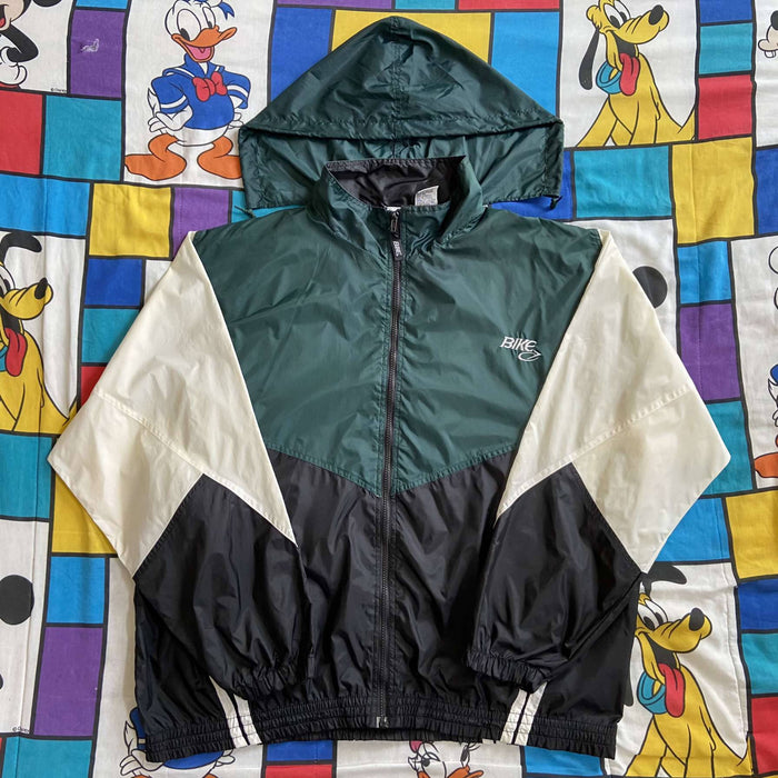 Vintage Bike Windbreaker. X-Large