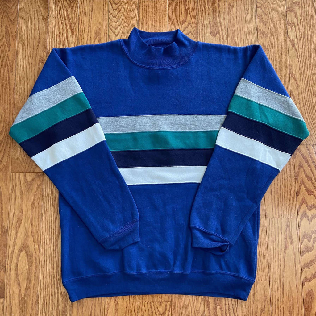 Vintage The Apparel Zone Crewneck. Medium