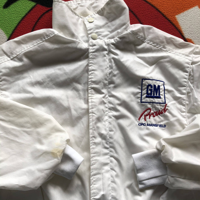 Vintage 80's General Motors Jacket. Medium