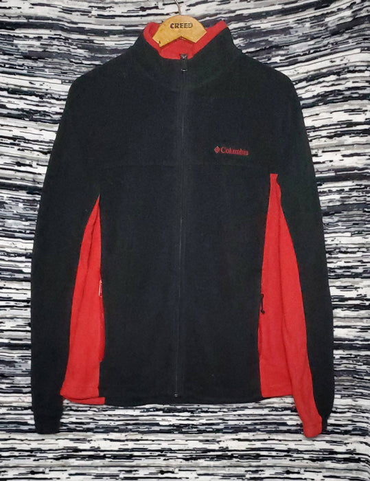 Columbia Fleece Full Zip Sweater| Size XL