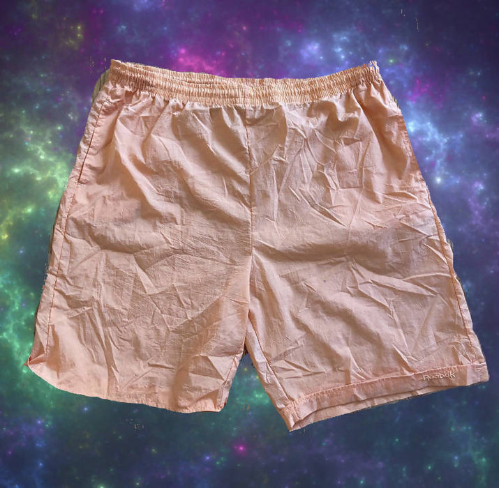 Vintage Reebok Nylon Shorts. X-Large