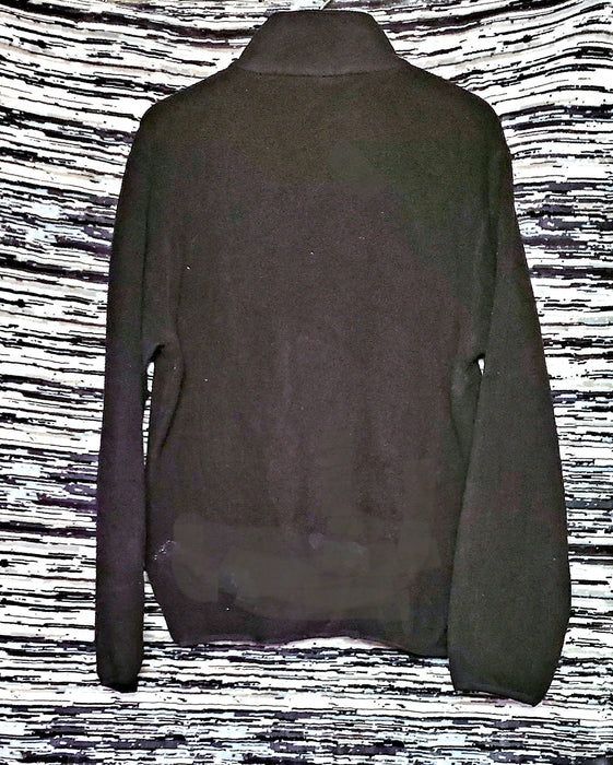 L.L. Bean fleece  quarter Zip  size Medium
