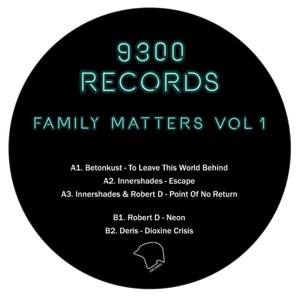 V/A - Family Matters Vol.1 12""