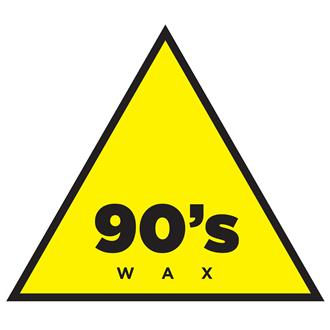 "90's Wax ‎– 90's Wax Two 12"" - Vinylhouse"