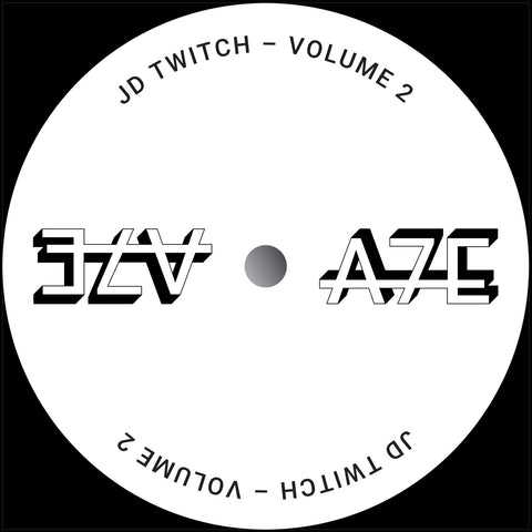 JD Twitch ‎– A7 Edits Volume 2 12""