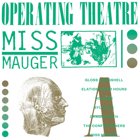 Operating Theatre ‎– Miss Mauger LP