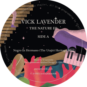Vick Lavender ‎– The Nature EP