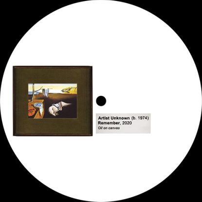 Unknown Artist ‎– Stop / Remember 12""