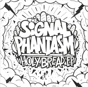 "The Signal Phantasm - Holy Bread 12"" - Vinylhouse"