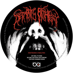 Detroit's Filthiest, Go Nuclear ‎– Nightmares 2 Realities / Torture Chamber 12""