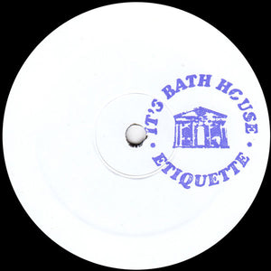 "Gay Marvine ‎– Bath House Etiquette Vol. 6 12"" - Vinylhouse"