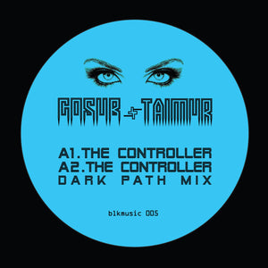 Gosub & Taimur ‎– The Controller 12""