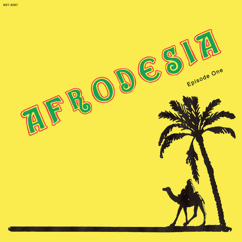 Afrodesia - Episode One 12""
