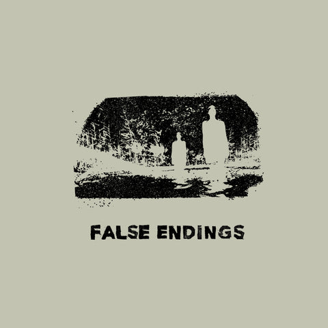 Various ‎– False Endings 12""