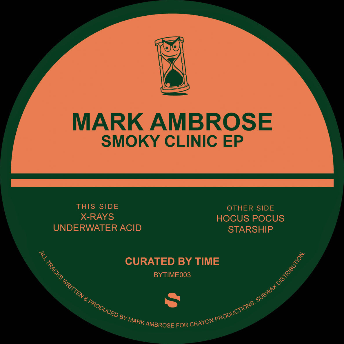 Mark Ambrose - Smoky Clinic EP