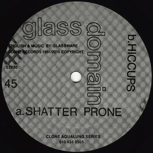 Glass Domain ‎– Glass Domain 12""