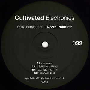 Delta Funktionen ‎– North Point EP