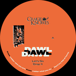 DAWL - Time To Throw Down EP - Vinylhouse