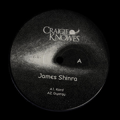 James Shinra ‎– Darkroom EP