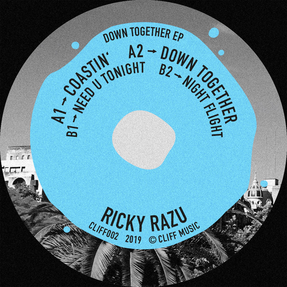 Ricky Razu - Down Together EP
