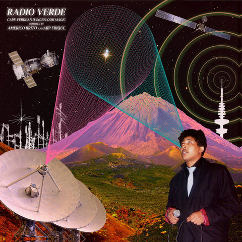 V/A - Radio Verde (Compiled By Americo Brito & Arp Frique) DoLP