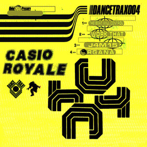 Casio Royale ‎– The Beat Will Control - Vinylhouse