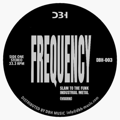 Frequency ‎– Slam To The Funk / Systematic Input 12""