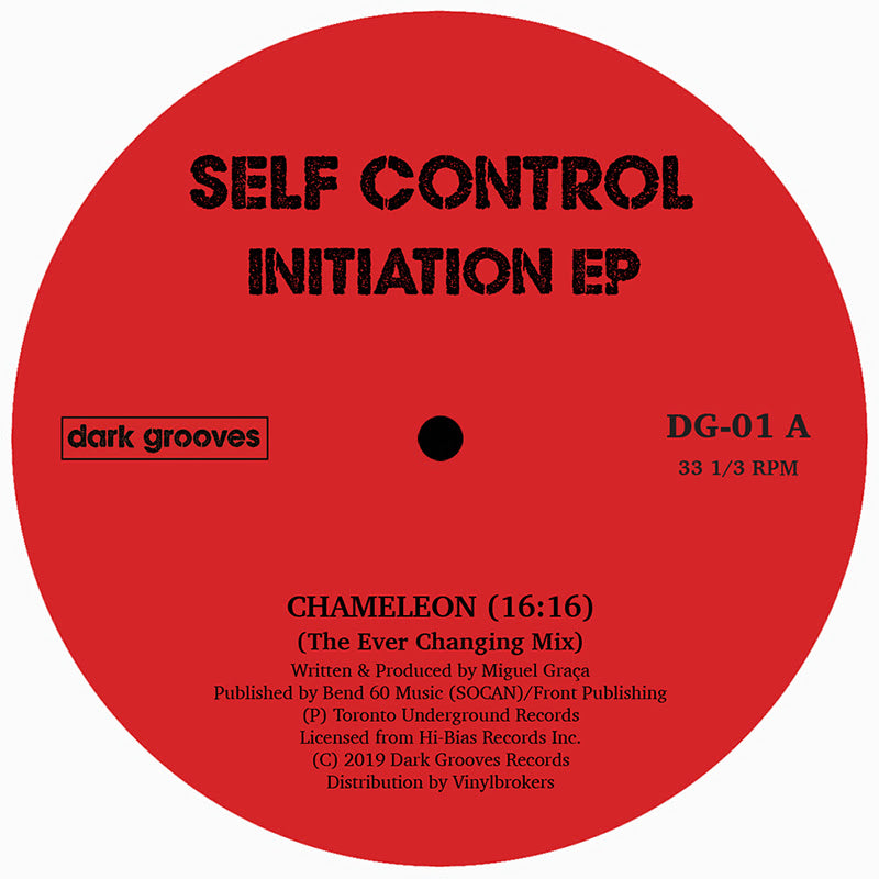 Self Control ‎– Initiation EP