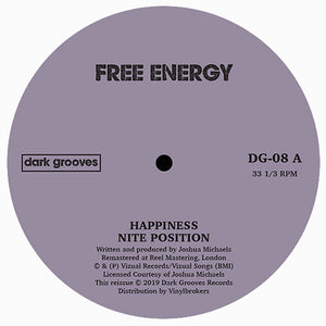 Free Energy - Happiness 12""