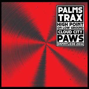 Palms Trax ‎– High Point On Low Ground 12""