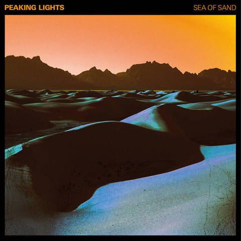 Peaking Lights ‎– Sea Of Sand 12""