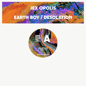 Jex Opolis ‎– Earth Boy 12""