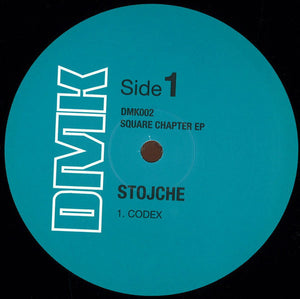 "Stojche - Square Chapter 12"" - Vinylhouse"