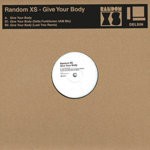 Random XS ‎– Give Your Body 12""