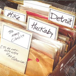 Mike Huckaby - Too many classics to be left with little or no protection DoLP - Vinylhouse