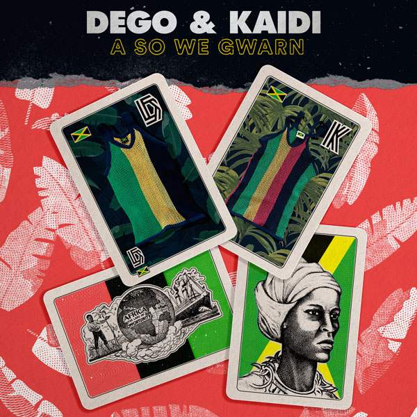 Dego & Kaidi ‎– A So We Gwarn DoLP - Vinylhouse