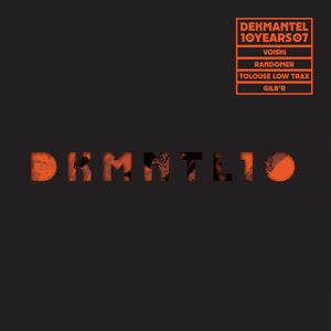 "Various - Dekmantel 10 Years 07 12"" - Vinylhouse"